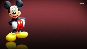 Mickey 老鼠, 鼠标 壁纸