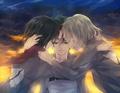 Mikasa/Eren/Armin