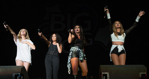 plus of Little Mix at BIG cabriolet, gig 2014 ( October 4, 2014)