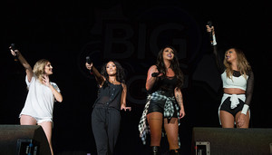 più of Little Mix at BIG calesse, concerto 2014 ( October 4, 2014)