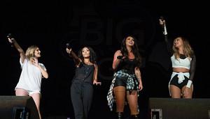 madami of Little Mix at BIG kalesa 2014 ( October 4, 2014)