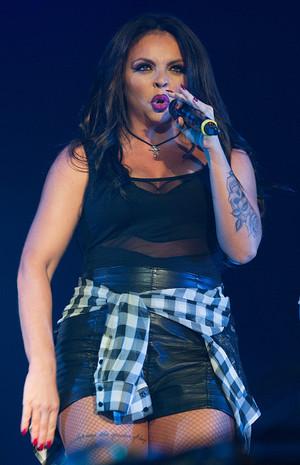 আরো of Little Mix at BIG কোঁচ, gig 2014 ( October 4, 2014)