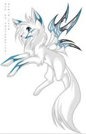 My fairy form