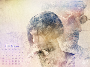 NP.COM Calendar - October