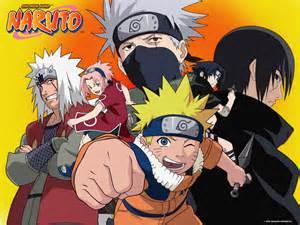 Naruto Anime gang pic