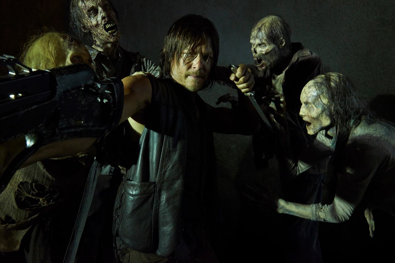 New Character Promo ~ Daryl Dixon