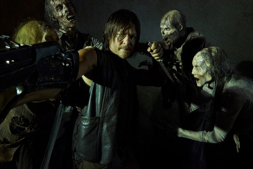 The Walking Dead Hintergrund called New Character Promo ~ Daryl Dixon