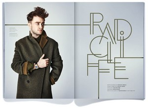 New Picture's From As If Magazine Photoshoot (Fb.com/DanieljacobRadcliffeFanClub)