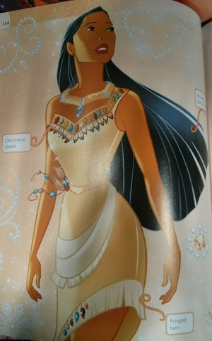 New Pocahontas Redesign picture