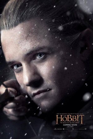 New Poster of Legolas in BoFA