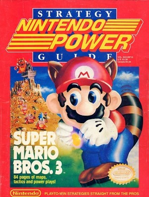 Nintendo power cover