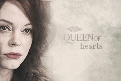 OUaT | Queen of Hearts