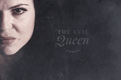 OUaT | The Evil Queen