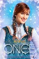 Once Upon a Time - Anna Poster