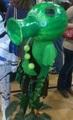 Pea Shooter Costume
