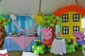 Peppa pig party - angels photo