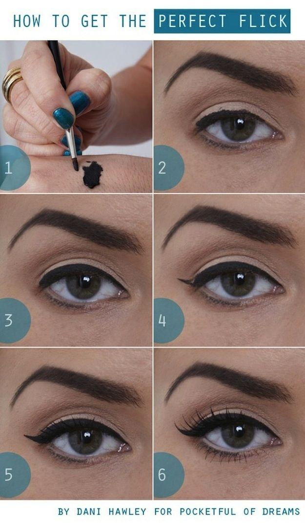Как нарисовать стрелки чтобы увеличить глаза пошагово