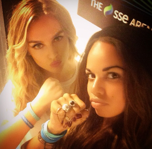 Perrie and Sam ♥