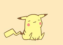 Pokemon pikachu Kawaii