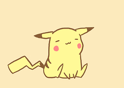 Pokemon 피카츄 Kawaii