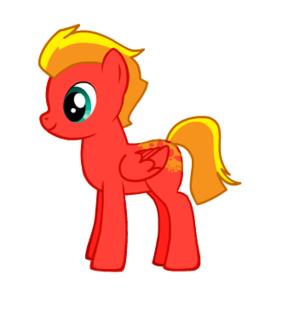 Pony for Liam_A_Ninja