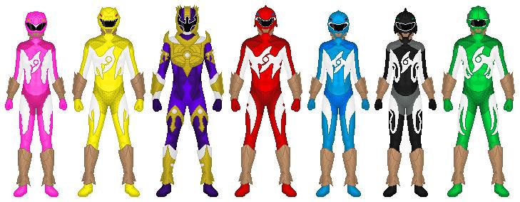 Power Rangers Aqua Surge