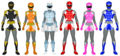 Power Rangers Chevalier - the-power-rangers fan art
