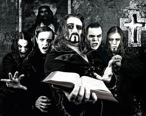 Powerwolf Metal Band