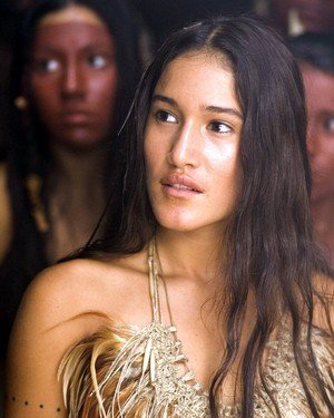 Q'orianka Kilcher, Actress