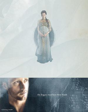 Rhaegar Targaryen and Lyanna Stark