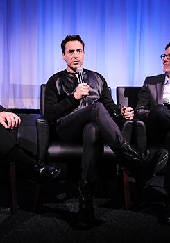 Robert Downey Jr @ 'The Judge' Official Academy Members Screening 10/7