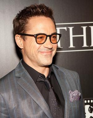 Robert Downey Jr. at the Chicago International Film Festival