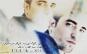 Robert Pattinson<3