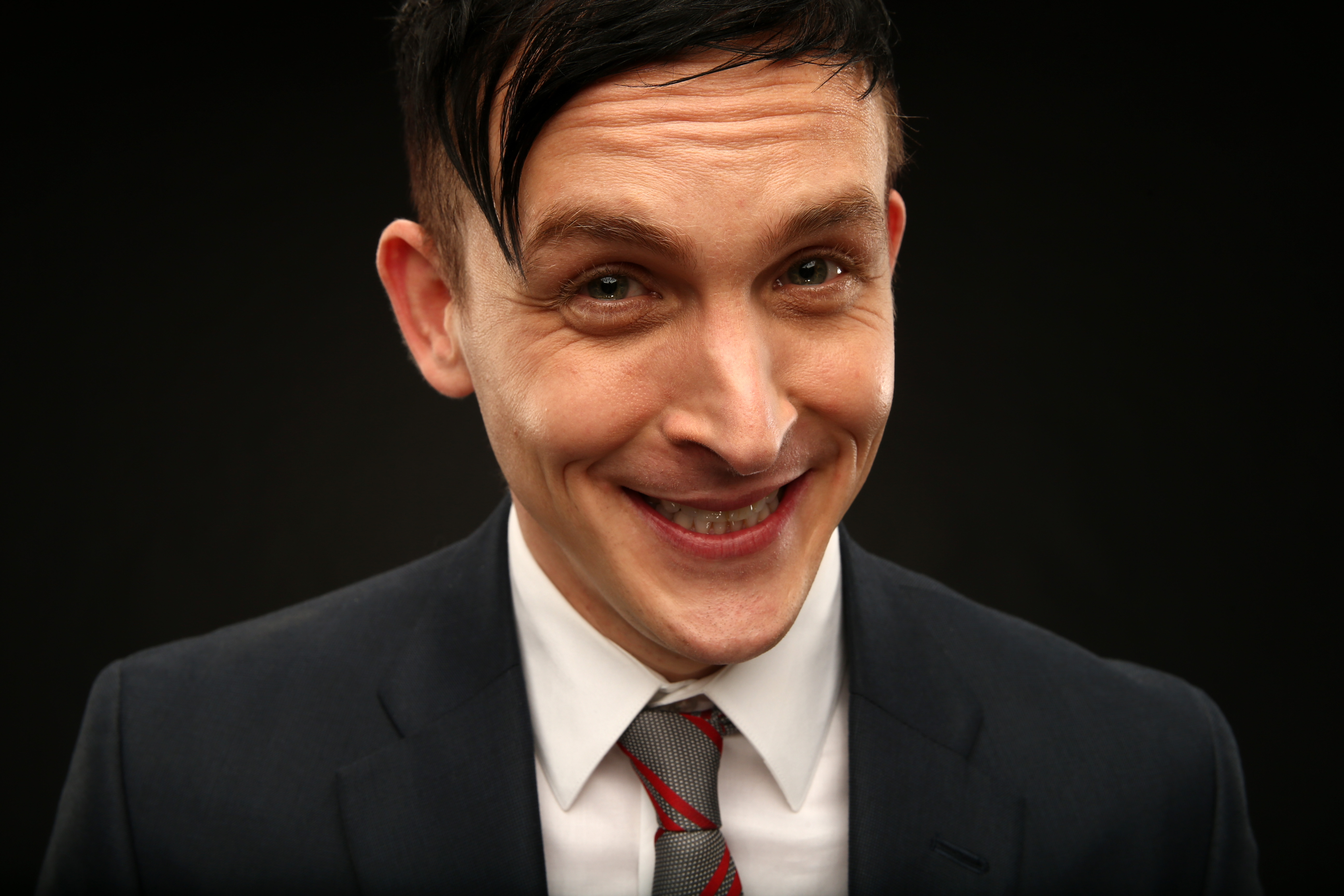 Robin Lord Taylor as Oswald Cobblepot