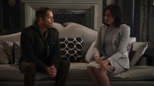 Robin capuz, capa and Regina wallpaper containing a business suit, a well dressed person, and a suit called Robin and Regina
