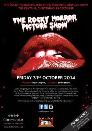 Rocky Horror Screening - Cheltenham Racecourse