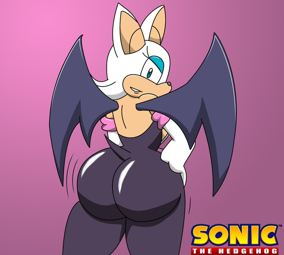 Rouge The Bat Ass 69