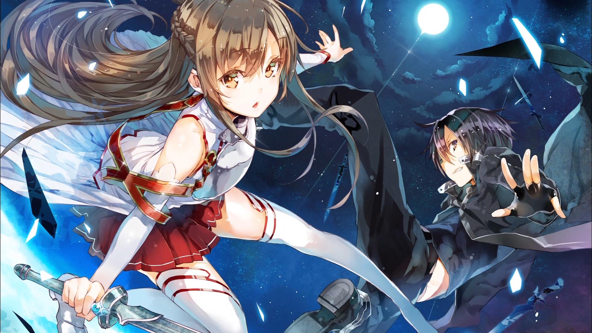 Sao Fanart Sword Art Online Rp Land Wallpaper 37675420 Fanpop