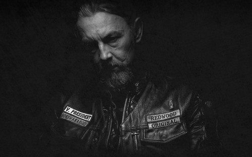 Sons Of Anarchy wallpaper probably containing a concert and a guitarist entitled SOA Wallpaper - Chibs