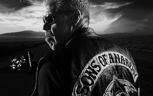 Sons Of Anarchy wallpaper titled SOA Wallpaper - Clay