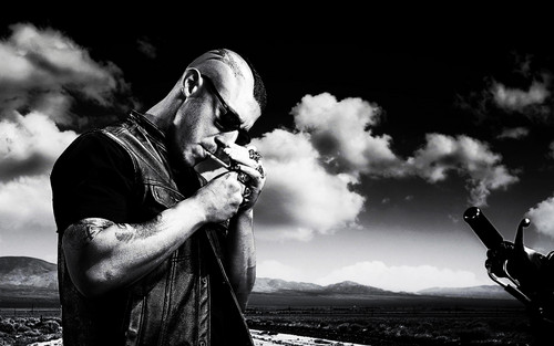 Sons Of Anarchy wallpaper entitled SOA Wallpaper - Juice