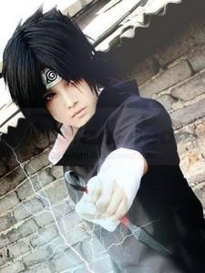 Sasuke Cosplay