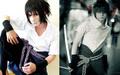 Sasuke Cosplay - naruto photo