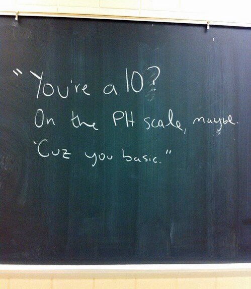Science Joke.