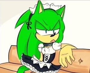 Scourge the maid XD