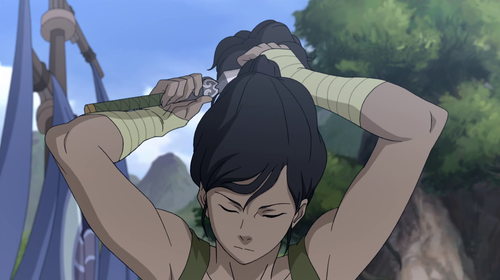 Avatar: The Legend of Korra wallpaper titled Season 4 ep.02 Korra Alone