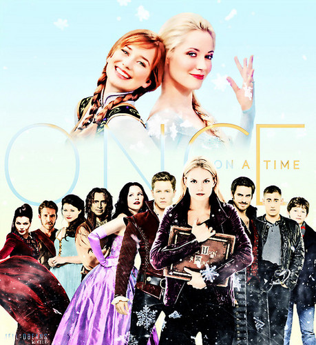 Once Upon A Time fond d'écran entitled Season 4