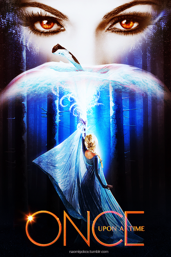 Once Upon A Time wallpaper possibly containing a fountain entitled Season 4