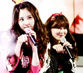 Seohyun and Sooyoung