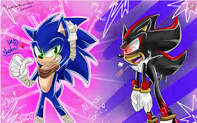 Shadow is in love with Sonic Boom?